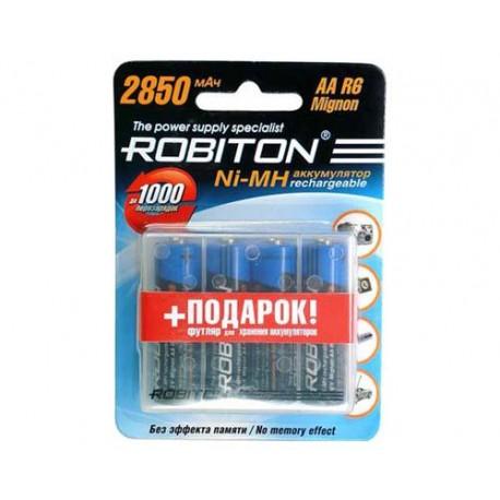Аккумулятор Robiton 2850 MHAA-4 BL4