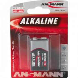 Батарея ANSMANN 6LR61 RED